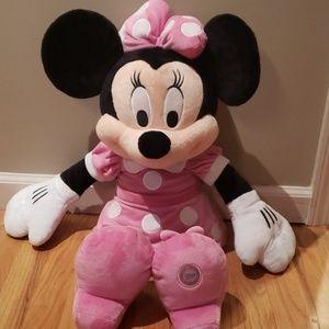 Giant 27inch plush Minnie